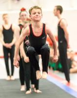 Daniel J Gymnastics Competition